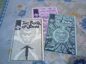 First copies of the original BOJ