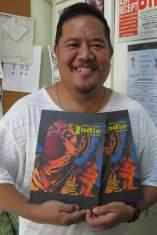 Gerry A. with El Indio
