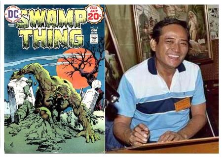 Nestor Redondo's The Swamp Thing