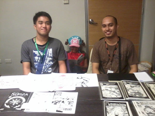 andoyman-and--komiks