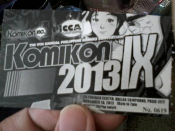 komikon-2013-ticket
