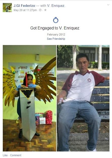 Facebook-status-engaged
