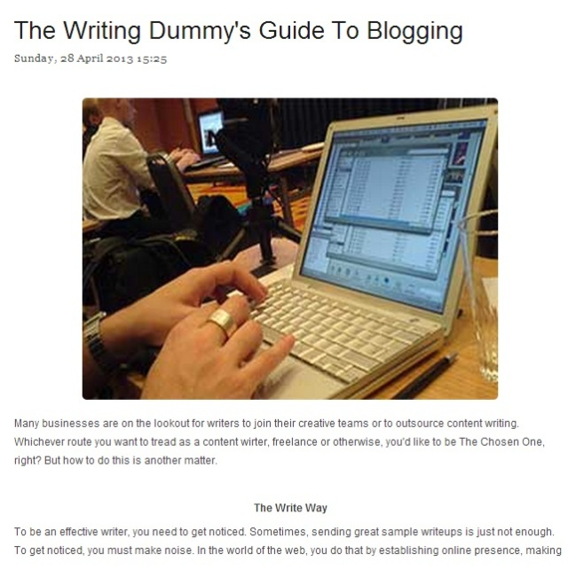 blogging-tips-for-newbies