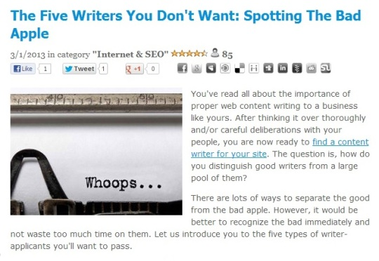 avoid-bad-writers