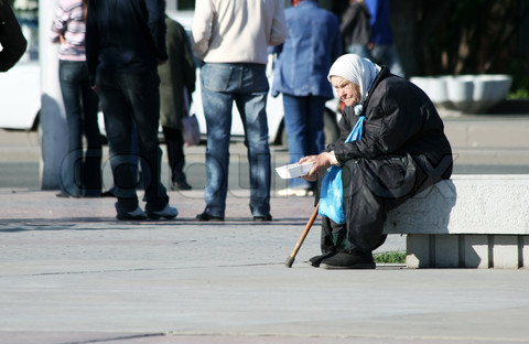 homeless-old-woman