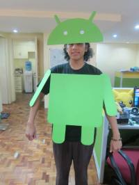 android-costume
