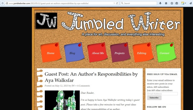 article-on-author-responsibilities