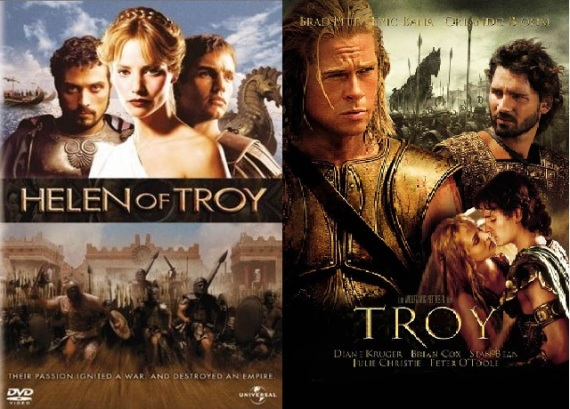 TV movie HELEN OF TROY or TROY The Movie? Take your pick.